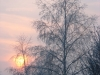Зимнее солнце