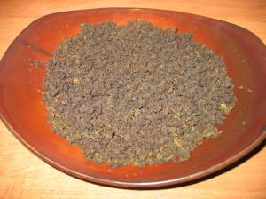 Высушенный чёрный Иван-чай