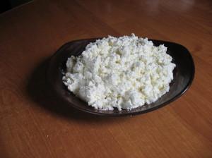 изготовление творога из козьего молока