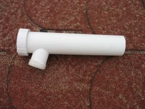 Сливная труба диаметром 40 мм